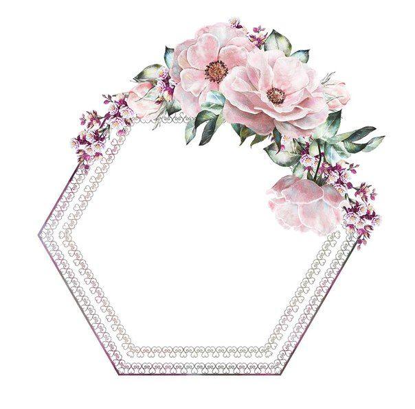 Fotografia Flower Frame Iphone Wallpaper Fall Bow Wallpaper