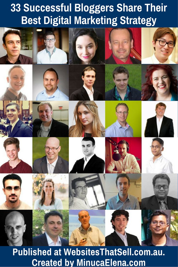 33 Successful Bloggers Share Their Best Digital Marketing Strategy     The Best Digital Marketing Strategy Business Owners Should Implement To Get More Clients