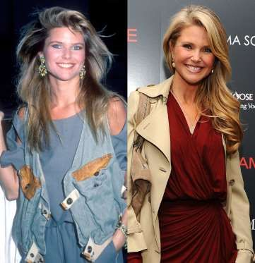 """Former supermodel Christie Brinkley may not have stayed Billy Joel's """"Uptown Girl"""" forever, but she ... - Brian Stein/Retna Ltd./Jamie McCarthy/WireImage"""