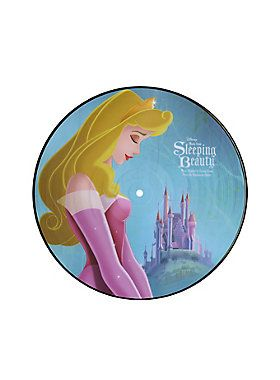 Songs from the <i>Sleeping Beauty</i> soundtrack on an exclusive double-sided picture disc! Limited edition.<ul><li> Not returnable if opened</li></ul>