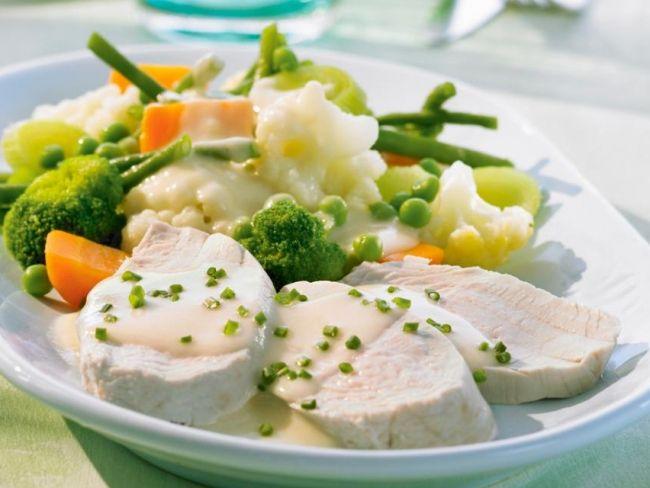 Kurczak - przepis dietetyczny -Przepis
