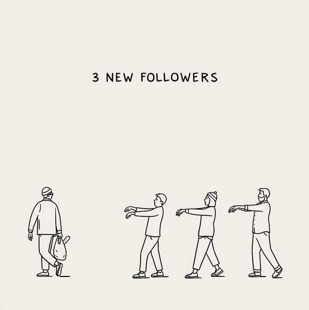 These Brilliant Drawings Mock Today's Social Media Culture #RePin by AT Social Media Marketing - Pinterest Marketing Specialists ATSocialMedia.co.uk