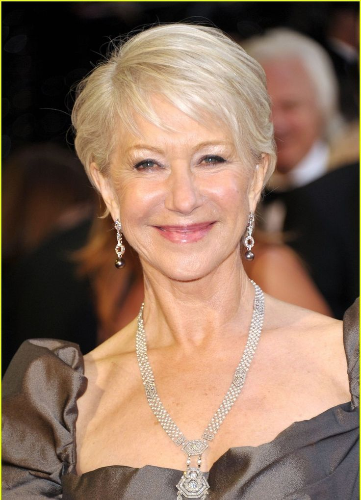 Photo Of Helen For Fans Of Helen Mirren Hairstyles