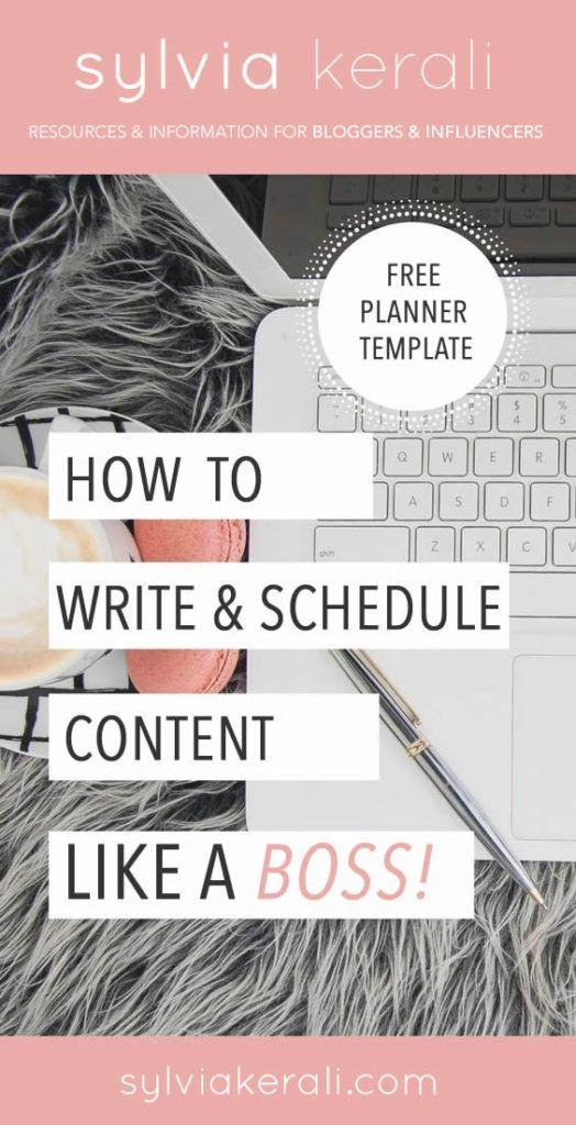These tips will help you create and schedule your blog posts. Grab your FREE blog post schedule template. blog post schedule printable, blog post planner printable free. #blogging #blogpost #bloggingtips #printable