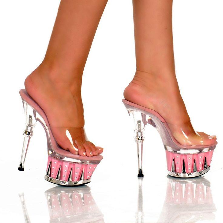 10 best High Heels images on Pinterest | High heels, Spike heels ...