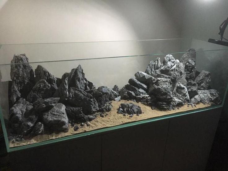 25 best ideas about aquarium rocks on pinterest for Landscaping rocks for aquarium