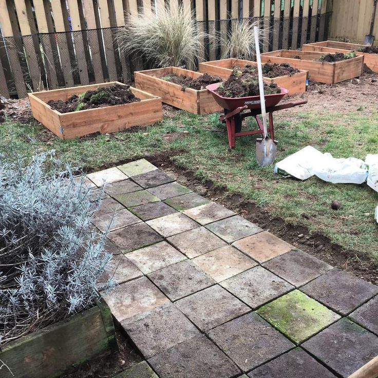 "60 Likes, 1 Comments - Brooke Geery (@brookegeery) on Instagram: ""Backyard makeover underway! #betterhomesandgardens #hgtv #giveitamonth #brookegardens™"""