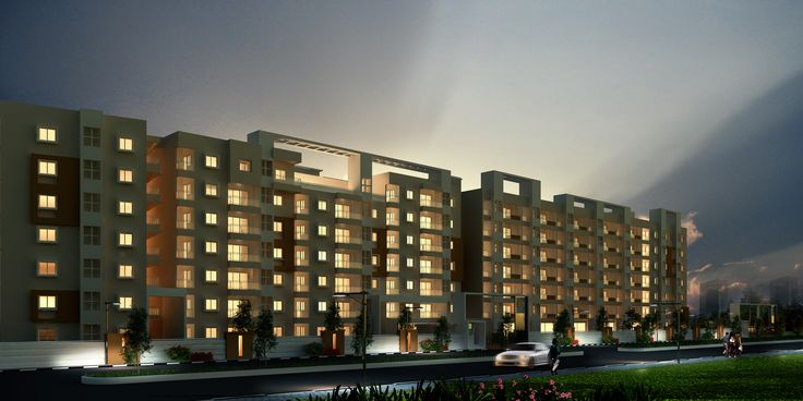 Nester Harmony is a #luxuryApartment of high end specification. Our spacious 128 unit's Apartment is spread across 1.5acres and offers a choice of #2bhk & #3bhkapartment. You can also choose an apartment with a garden.