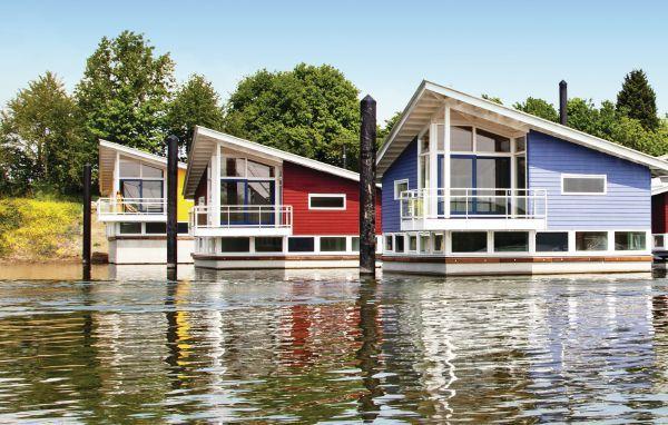 Huisboot / drijvend huis - Ohé en Laak - HLI205
