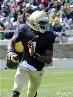 Notre Dame's move to playing five Atlantic Coast Conference football games a year (the Irish will be a full member of the league in other sports) does little to move the needle in terms of football recruiting for Notre Dame. The fact is that Brian Kelly and company already recruit the eastern seaboard with great success.