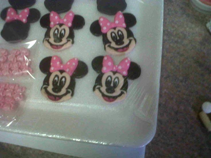 Minnie gesigies
