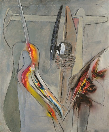 Roberto Matta, Horror is not The Truth  Discover the coolest shows in New York at www.artexperience.com