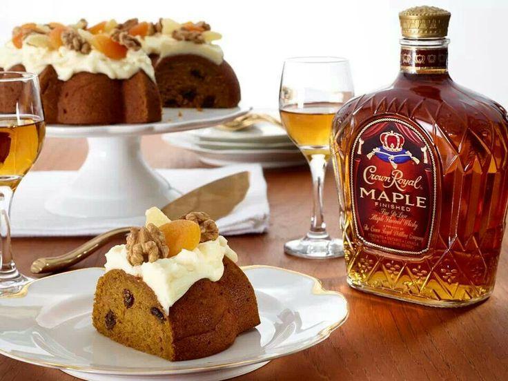 85 best crown royal images on pinterest crown royal bags crown crown royal maple pumpkin cake forumfinder Images