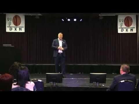 DXN Ganoderma kávé üzlet, 2. előadás: Mit is kell akkor itt most csinálnom?