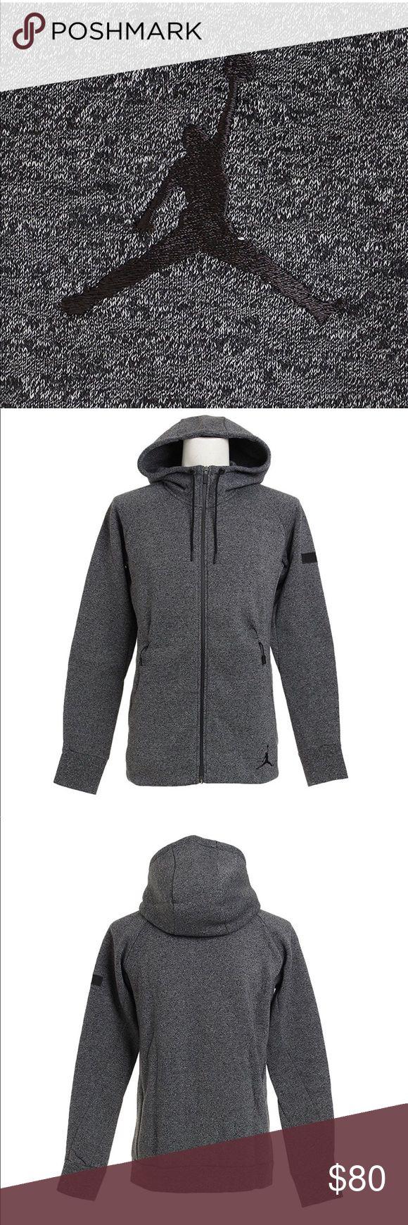 Men's Jordan Nike Hoodie NWT Men's Jordan's Hoodie brand new with tags.  Features drawstring hood