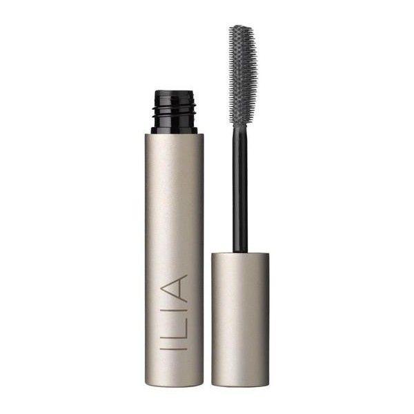 ILIA Asphalt Jungle Mascara found on Polyvore featuring beauty products, makeup, eye makeup, mascara and beauty