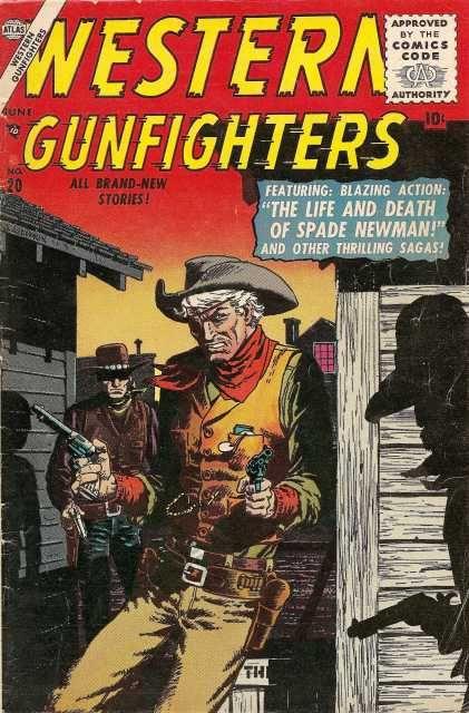 Western Gunfighters (Volume) - Comic Vine