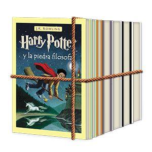 Colección Harry Potter (7 + 3 libros)  [Epub, Pdf]