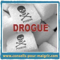 Malbouffe : Stop la toxicomanie au sucre ! - http://www.conseils-pour-maigrir.com/sucre-malbouffe/