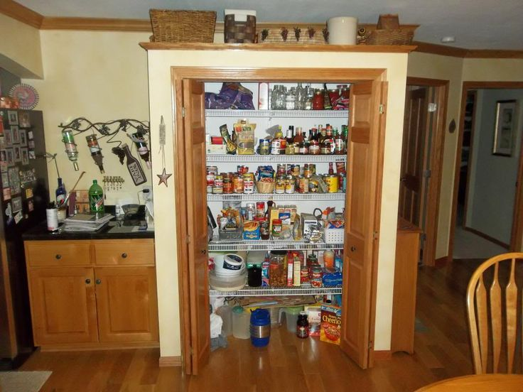 Built In Kitchen Pantry Cupboards Kitchen Pantry Built In Vs Cabinet Style Pantry