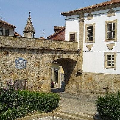 Porta dos Cavaleiros - Viseu - PORTUGAL