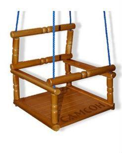 Самсон деревянные  — 1200р. ------------------------------------ Деревянные качели Самон для детей от года и старше. Сделан из массива березы. Покрыты безопасным для ребенка лаком.