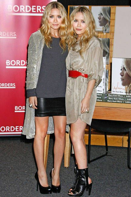 Mary-Kate & Ashley Olsen - Elle