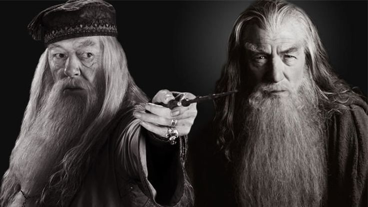 Gandalf, Dumbledore e até Jesus têm barba. Coincidência? Acho que não.