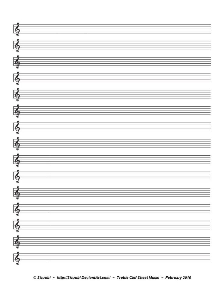 71 best Music images on Pinterest Music, Architecture and Creative - blank sheet of paper with lines