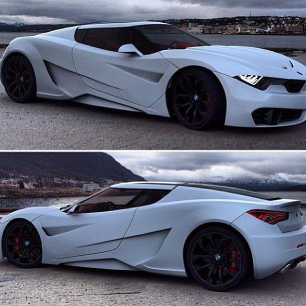 BMW M9 .... So sexy!!