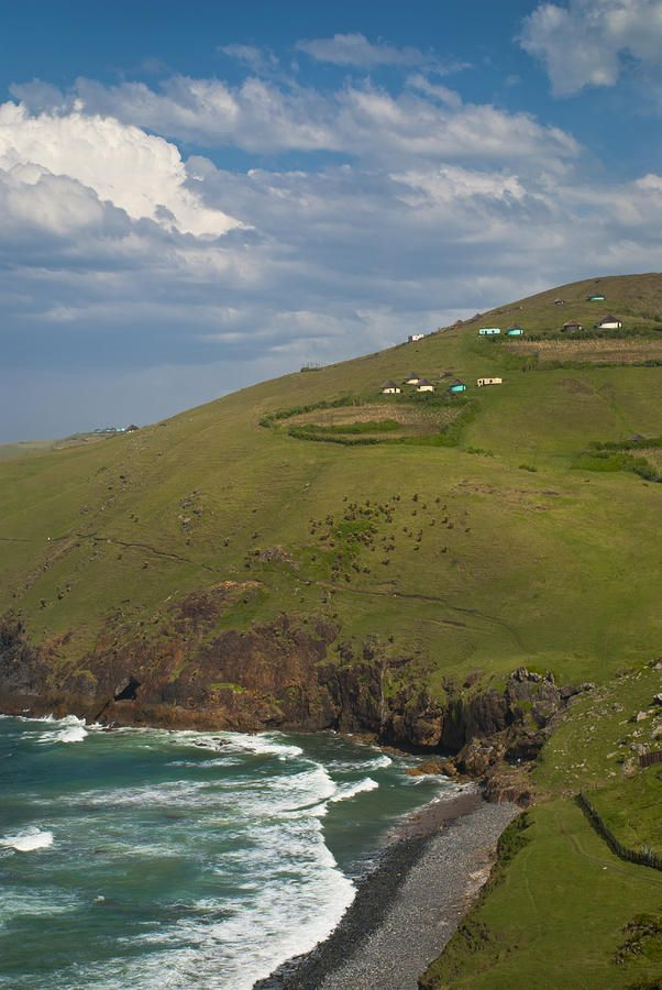 ✯ Coffee Bay - South Africa http://fineartamerica.com/featured/coffee-bay-skip-hunt.html