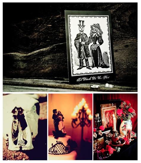 Dia De Los Muertos Wedding Theme Ideas: 40 Best Images About Dia De Los Muertos Wedding On