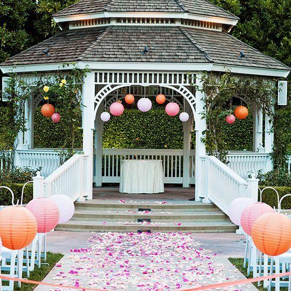 Outstanding Outside Gazebo Wedding Decoration Ideas 79 In Table