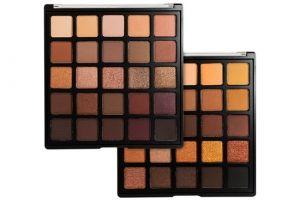Morphe Brushes Bronzed Mocha & Copper Spice Eyeshadow Palettes Bundles i gruppen Smink / Ögon / Ögonskuggor hos Brallis AB (MB-25ab)