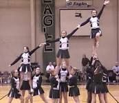High school Junior or Varsity leveled stunts/ beginner one legged stunts/ combining stunts