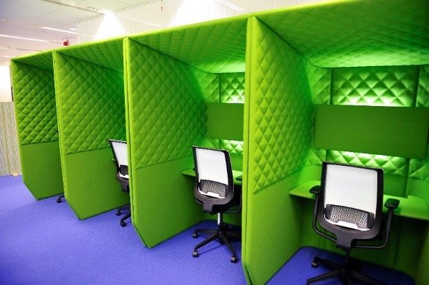 office noise reduction solutions google search maaco office space ideas pinterest sound. Black Bedroom Furniture Sets. Home Design Ideas