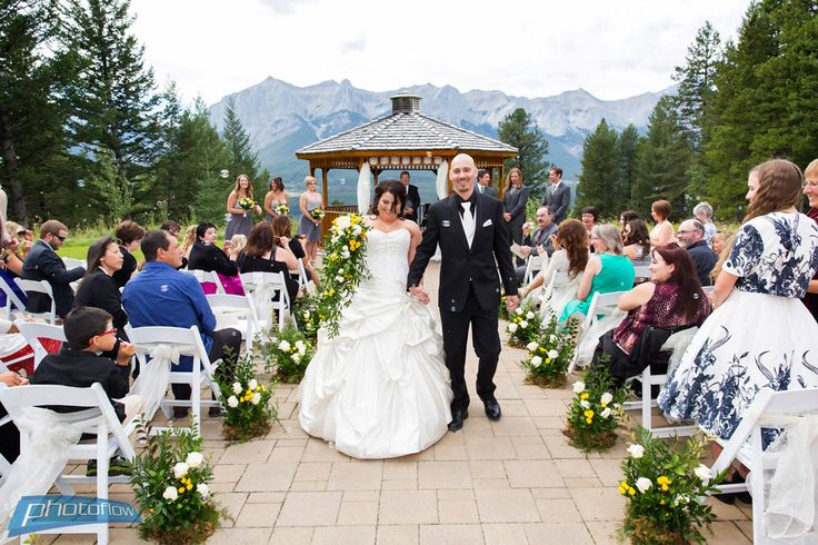 Nature Mountain Wedding Decorations Inspiration | Silvertip Resort Canmore | Persona Weddings