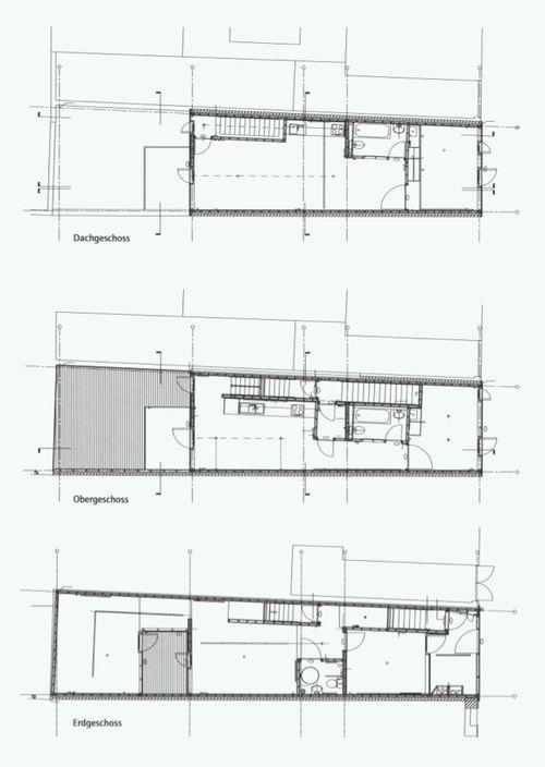 Sergison Bates - Studio House, London, 2004