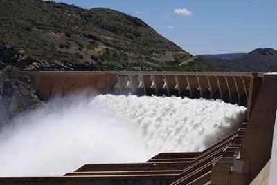 Beautiful South Africa: Vanderkloof Dam