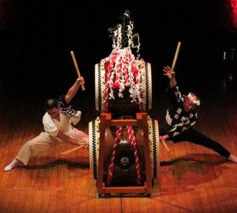 Japanese Drum Group 11
