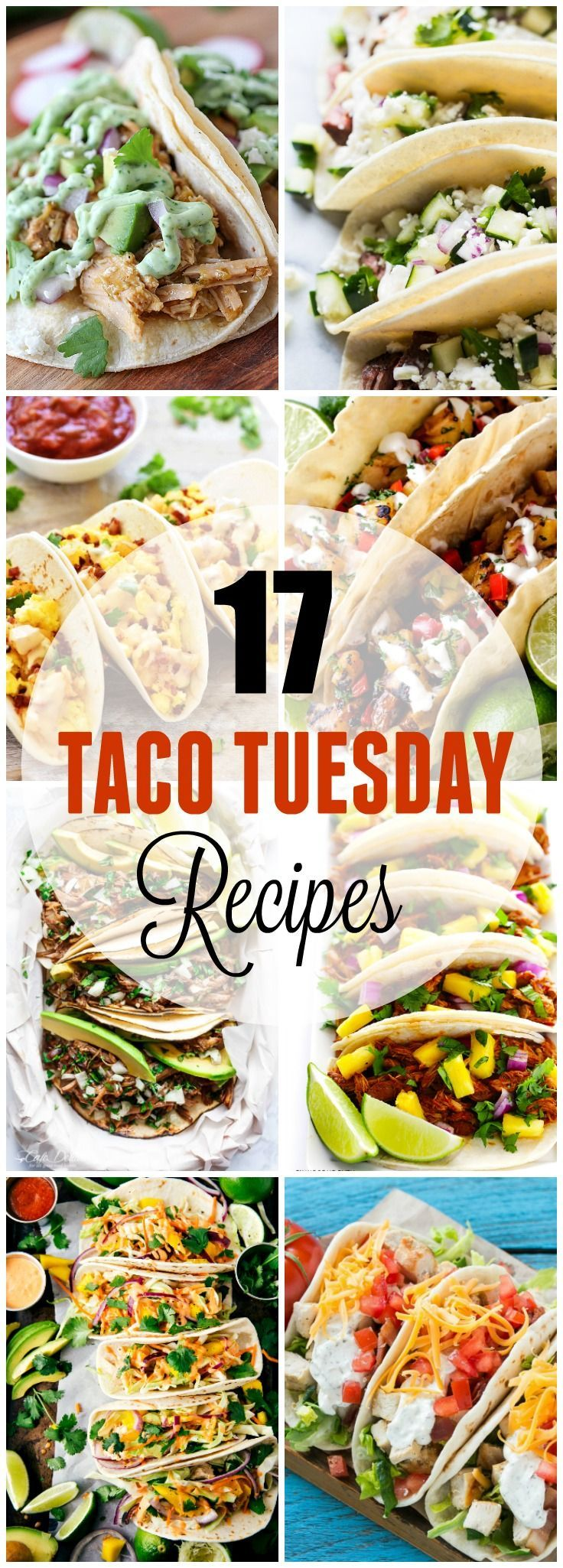 Dress up Taco Tuesday with these 17 Creative Taco Tuesday Recipes! Several unique but easy to make taco recipes youll love, all together in one place! Easy to make flavorful meats, salsas loaded up with fruits and spice, and some creative classic comfort foods adapted for tacos!