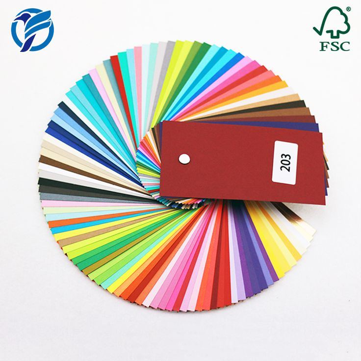 Chinese Friendly FSC 180gsm A4 Size Color Cardstock Paper Manufacturer