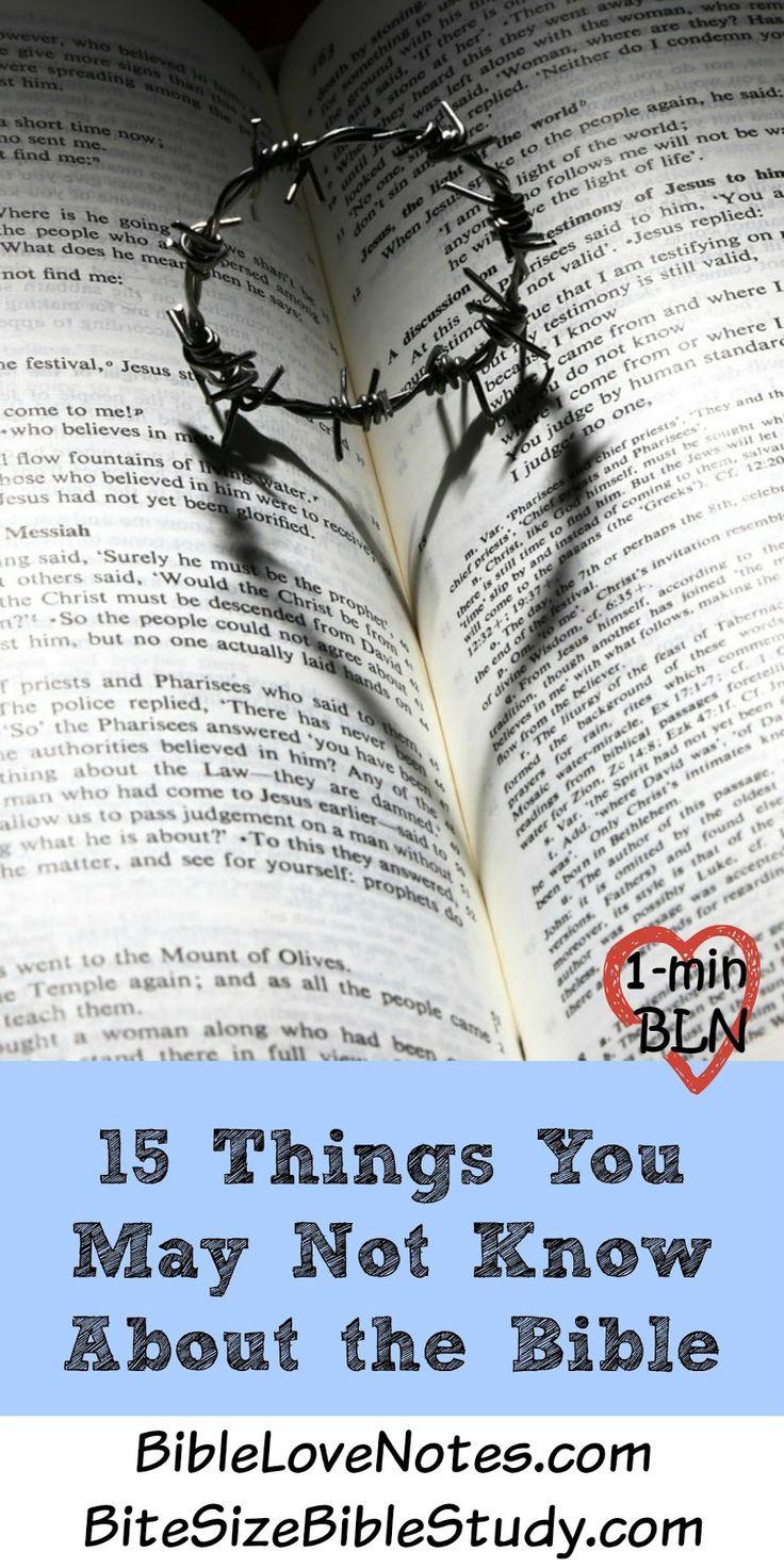 Bible Trivia - Useful Trivia