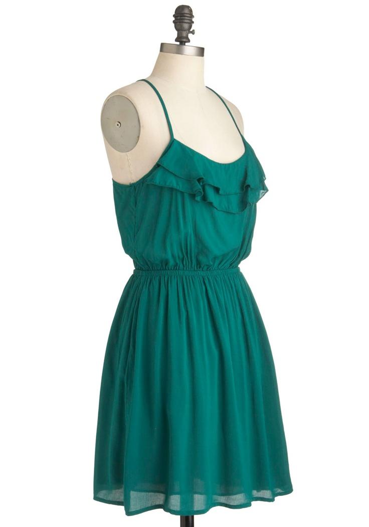 Backyard Barbecue Dress   Mod Retro Vintage Dresses   ModCloth.com