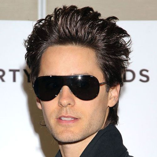 Jared Leto with Short Hair