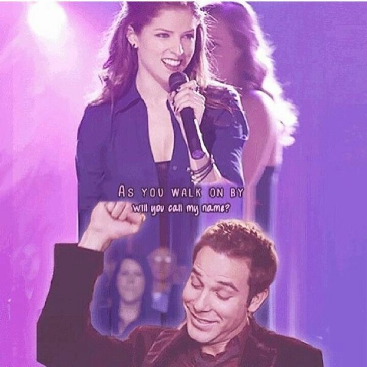 Pitch Perfect - favorite movie currently.