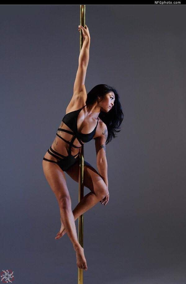 Pin On Pole Poses