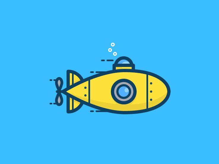 Personal Submarine by Scott Tusk