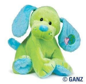 Webkinz Green Earth Puppy
