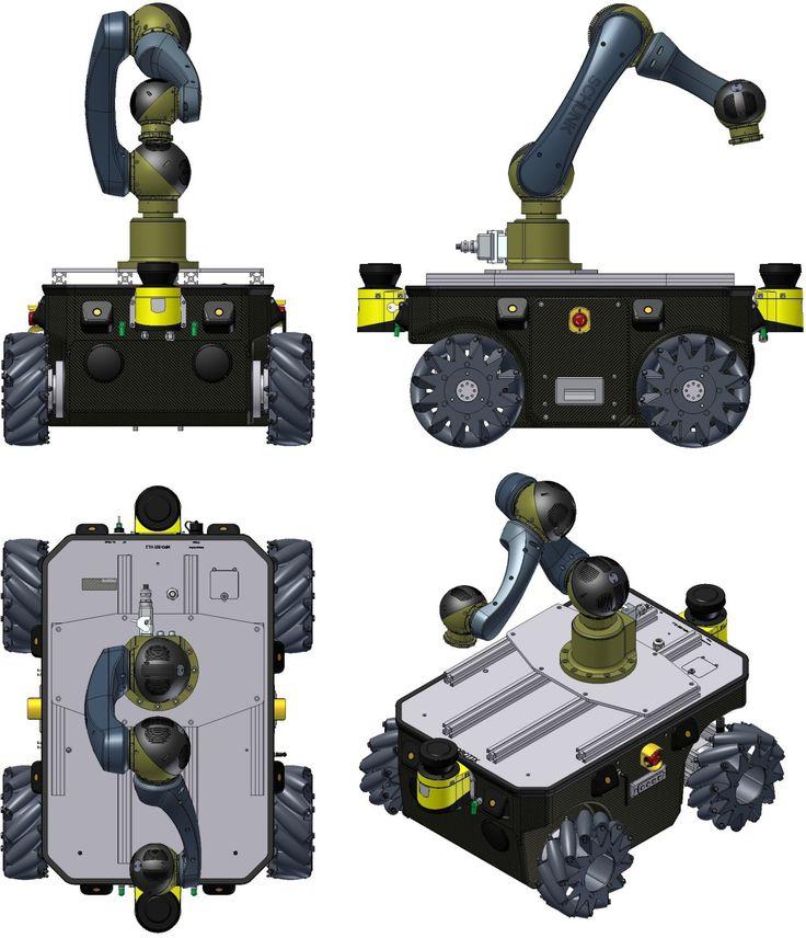 robot chassis aluminium extrusion - Pesquisa do Google